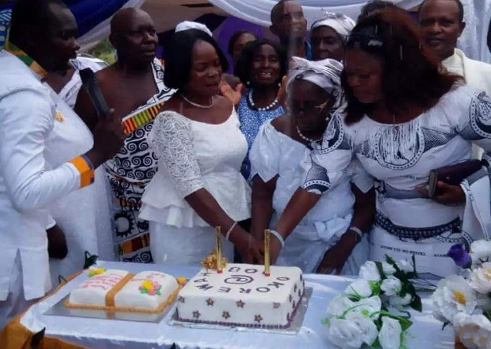 108-year-old woman celebrates birthday with Her 107 Children