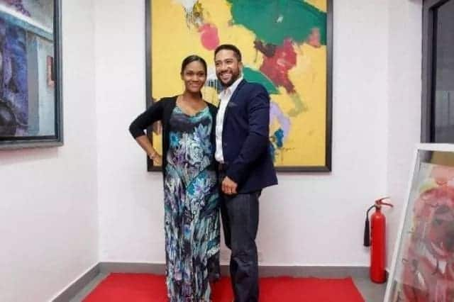 Wild photos of Ghanaian celebrities and their wives