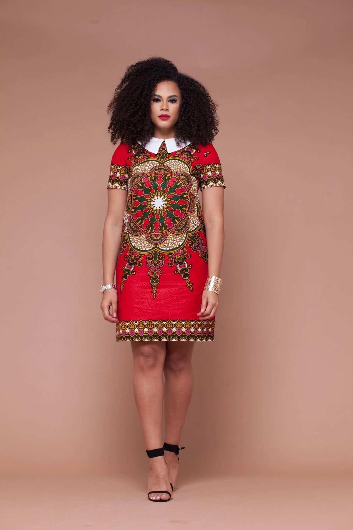 Modern African dresses for ladies YEN.COM.GH