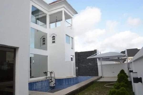 How Much Does Linda Ikeji House Cost