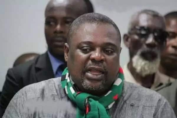 Anyidoho's Arrest: We'll follow due process – Police