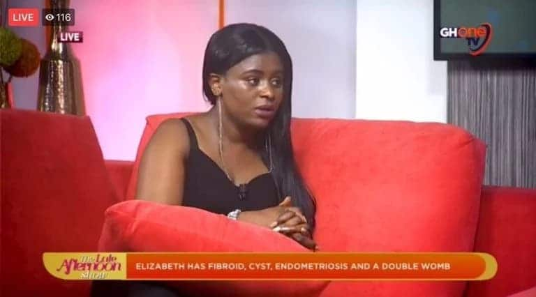 "Elizabeth Amoaa, the ""special lady"""