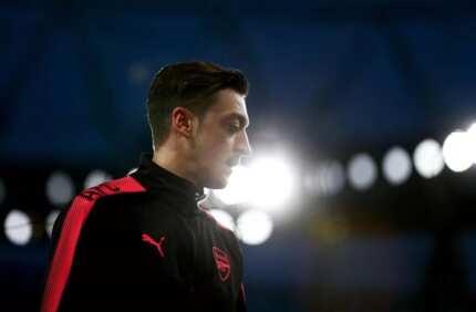 Mesut Ozil hails Arsenal forward, compares him to Real Madrid ace Karim Benzema