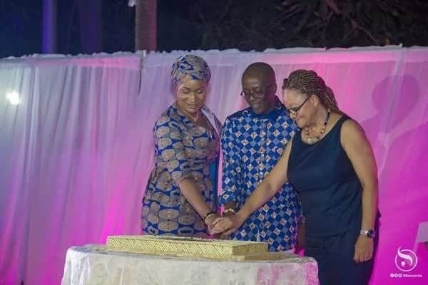 Samira Bawumia shines again at Databank Foundation 20years celebration