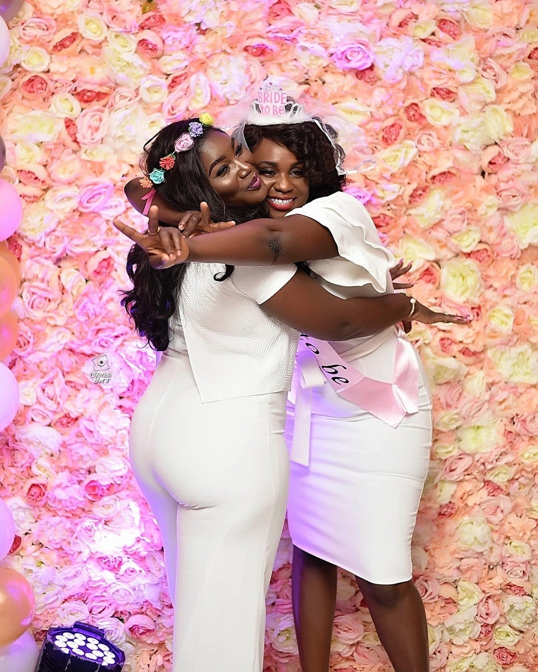 Bibi Bright shares photos from her bachelorette party; wedding set for Saturday