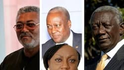 """Dr Valerie Sawyer wickedly attacks """"hypocrite"""" Rawlings for calling Mahama, Kufuor corrupt"""