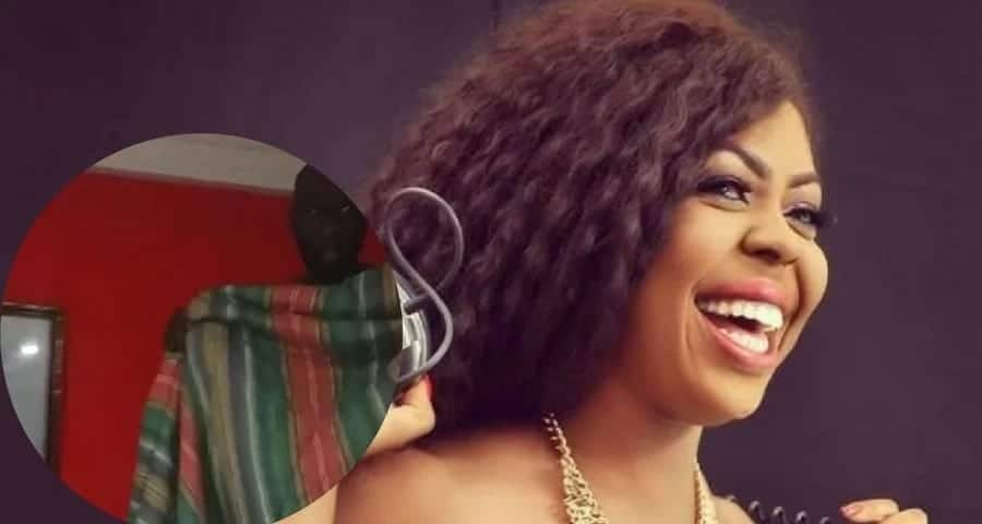 Someone turned the Afia Schwarzenegger scandal into a song, and we actually love it