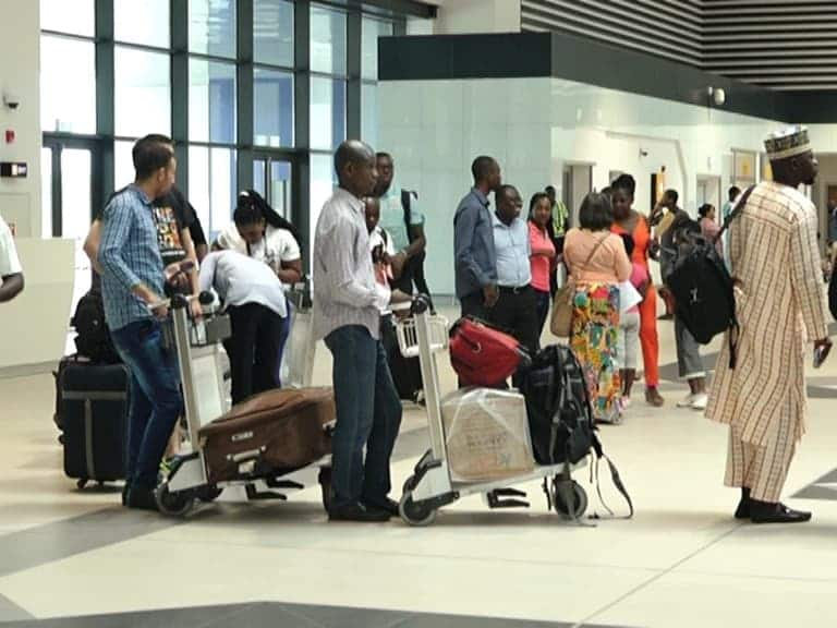 Kotoka International Airport Terminal 3 now operational