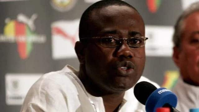 GFA officials have not fled the country - Nyantakyi response to Anas