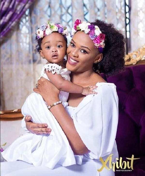 Kwake Kesse celebrates baby girls first birthday