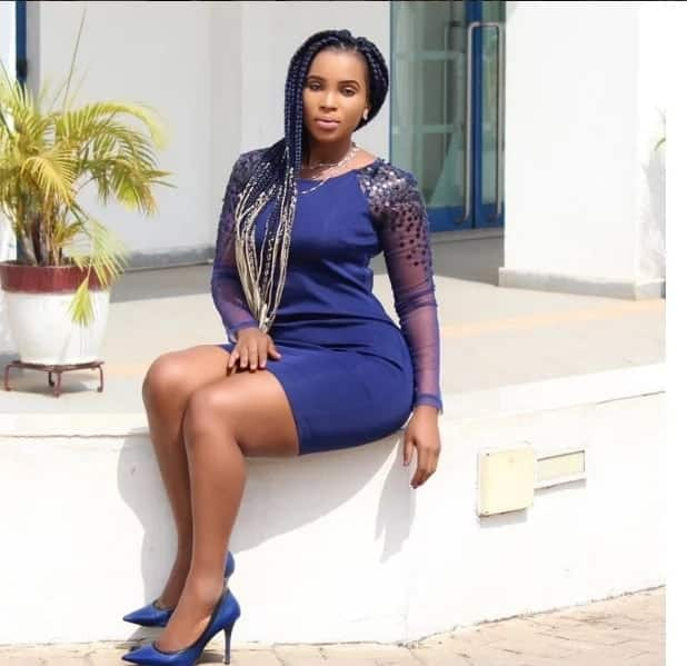 Tracey Boakye is not my friend - Top Kumawood actress reveals