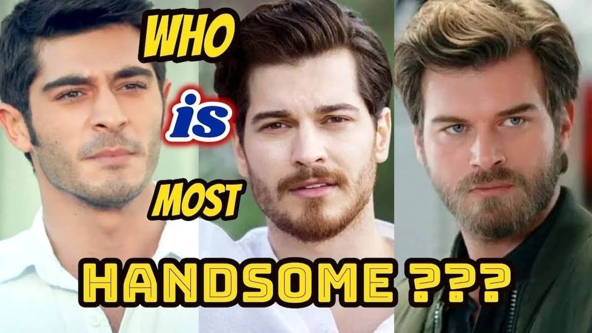Most handsome man in the world 2018