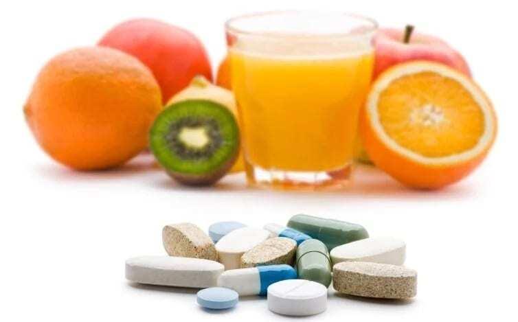 Side effects of folic acid tablets