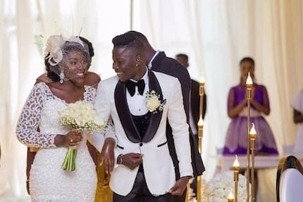 I knew Dr. Louisa would be my wife the first day I met her - Stonebwoy
