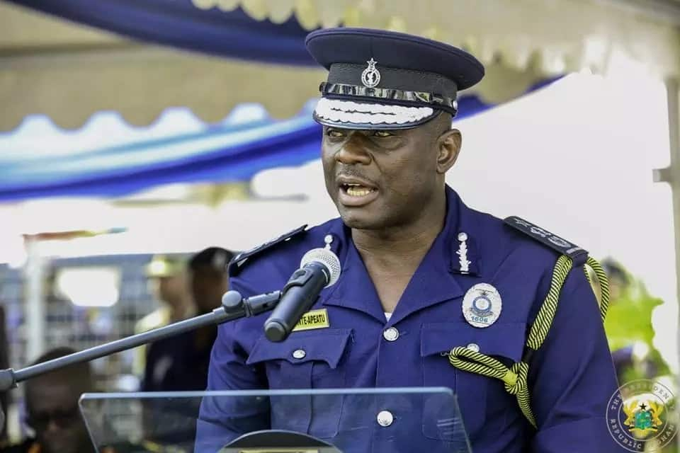 Ghana Police Service cautions Ghanaians against the use of firecrackers