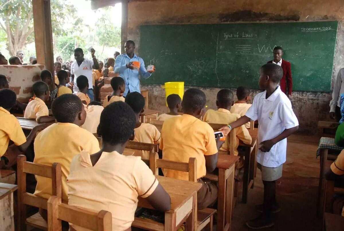 Ranks in Ghana Education Service