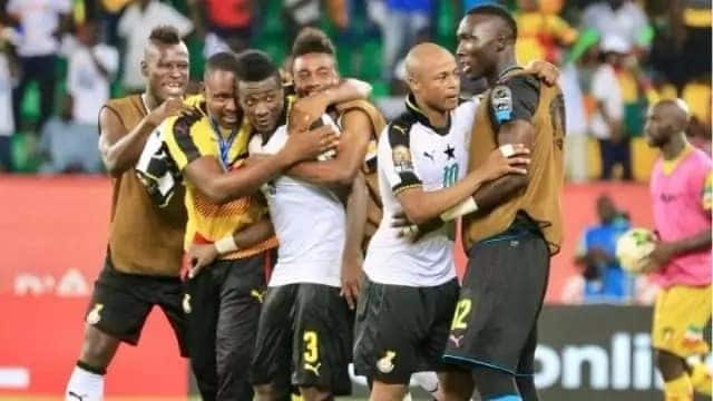Asamoah Gyan charters flight for Black Stars from Congo to Accra