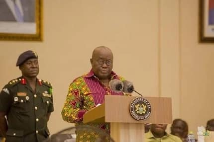 Ghanaians living abroad will cast their vote during elections- President Akufo-Addo assures