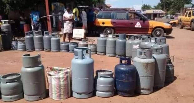 Marketers of LPG shut down gas stations for maintenance
