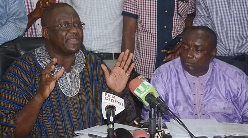 Akufo-Addo to give Kwabena Agyapong appointment?