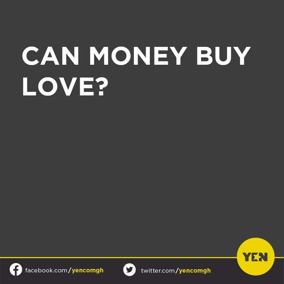 YEN.com.gh readers to express their views on money and love