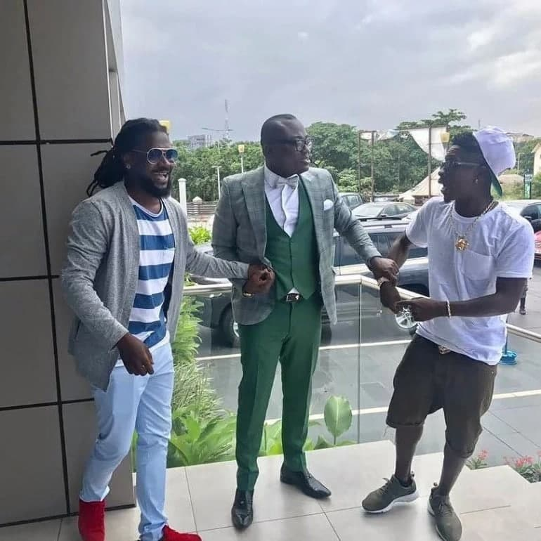 I made Shatta Wale popular in Ghana music – Samini bursts out