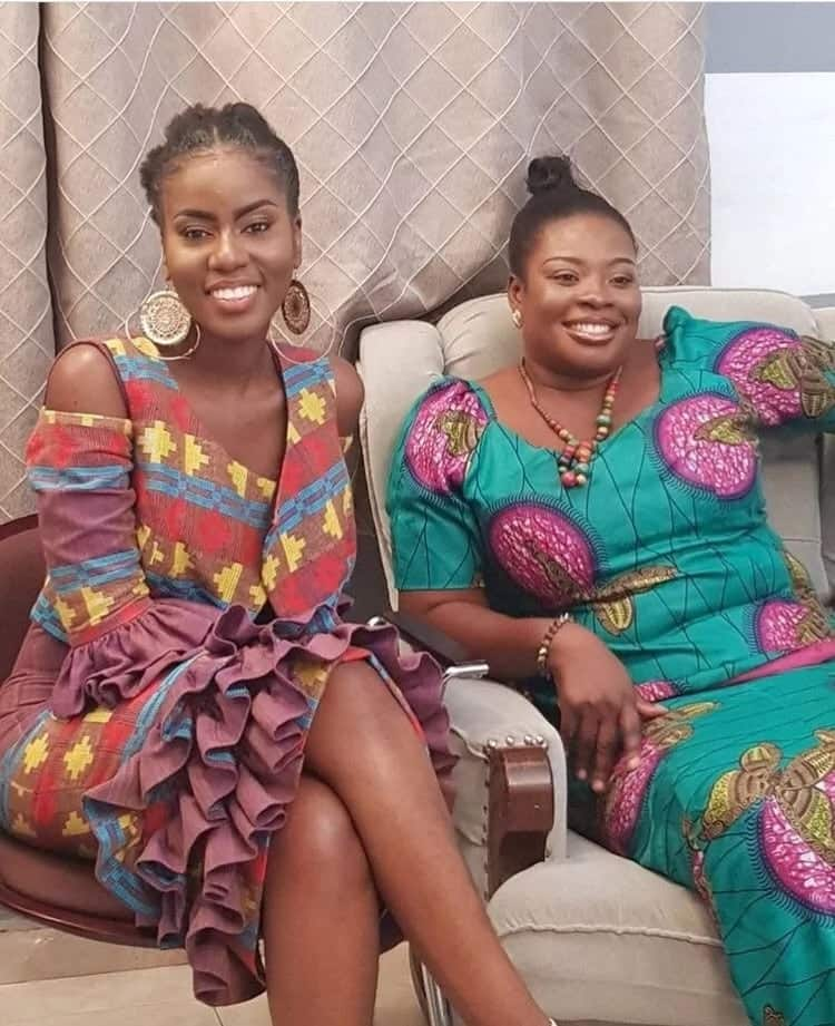 Mz Vee proudly flaunts her 'forever young' mother on social media