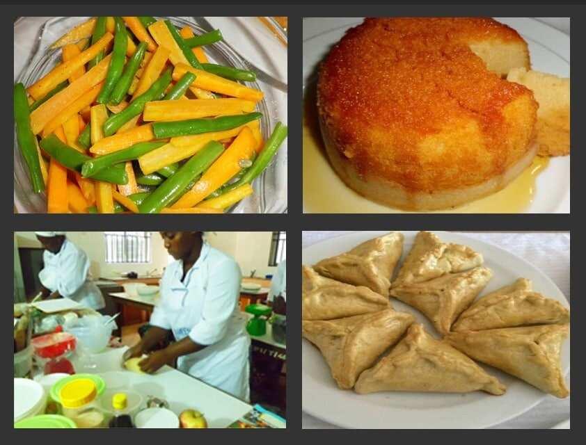 Catering training schools in Accra