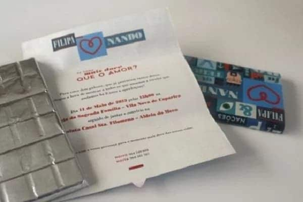 Unique wedding invitation card design - Chocolate/ sweet wrapper wedding cards invitations