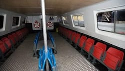 Photos: Check out the new ferry and water taxi for Agordeke- Kpando crossing