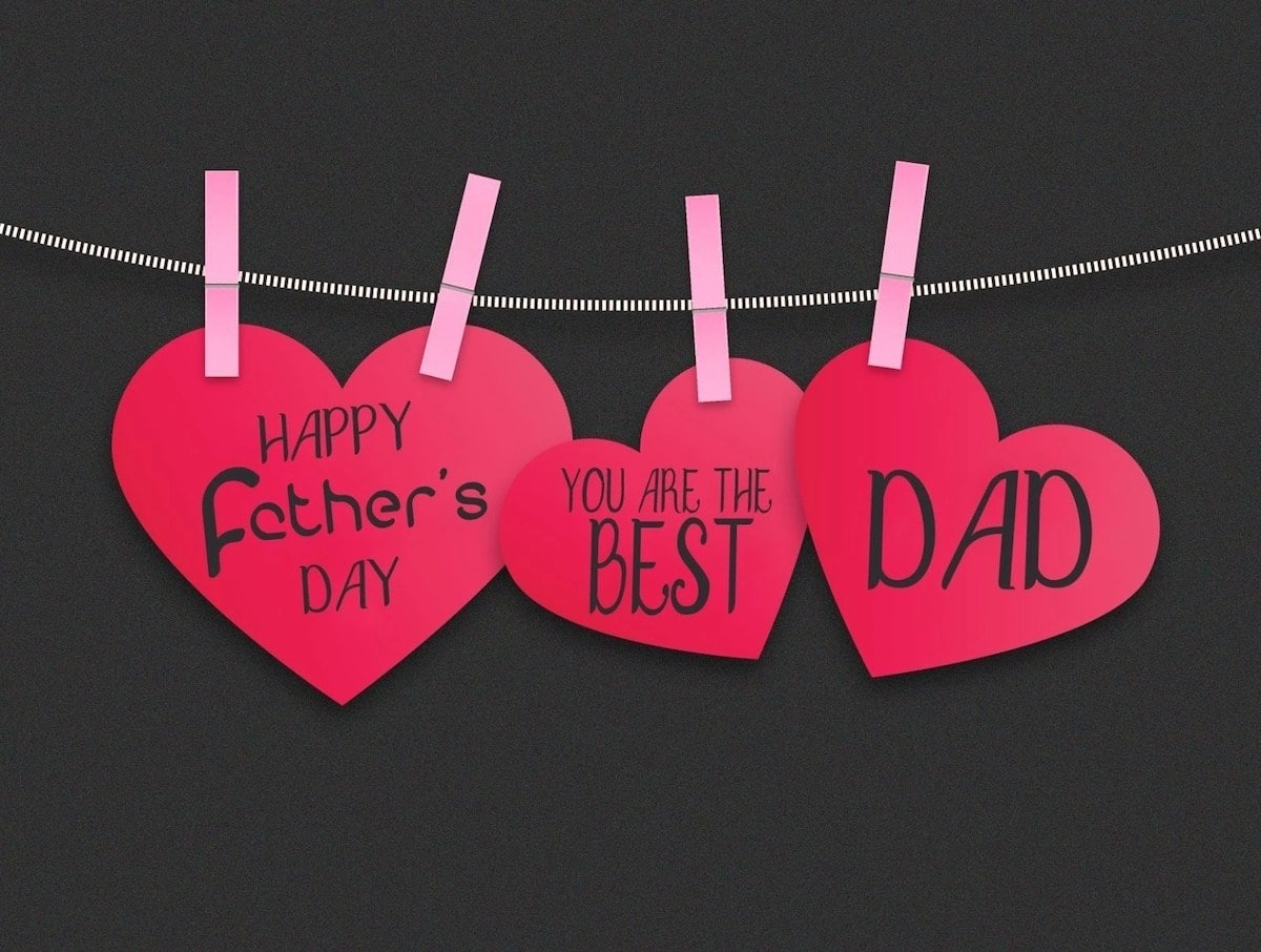 happy fathers day from wife images