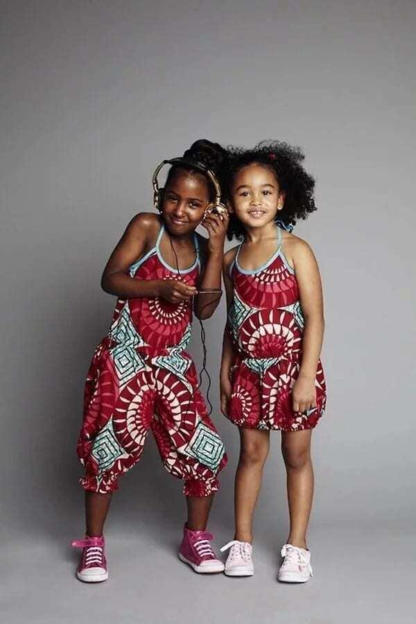 ankara style for children, ankara kid styles, ankara styles for baby girl, children ankara style