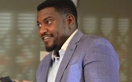 Latest photo of John Dumelo suddenly looking like an 'old man' after marriage causes a stir on social media