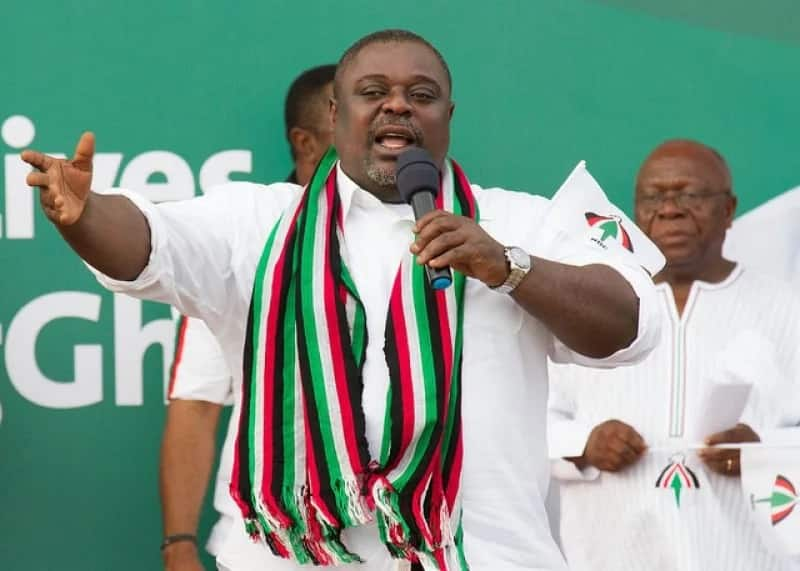 Violence erupts at Police H'qtrs over arrest of Koku Anyidoho