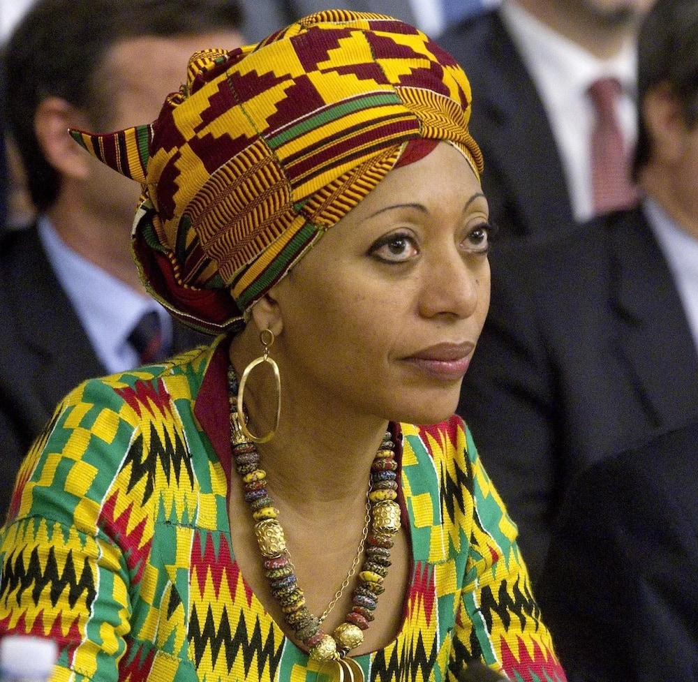"""""""My Father Would Not Have Denied Onsy""""- Samia Nkrumah"""