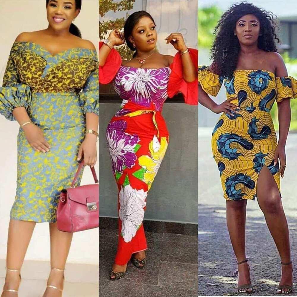0908a9c532a Unique and Trendy Ankara styles for Ladies 2019 ▷ Yen.com.gh