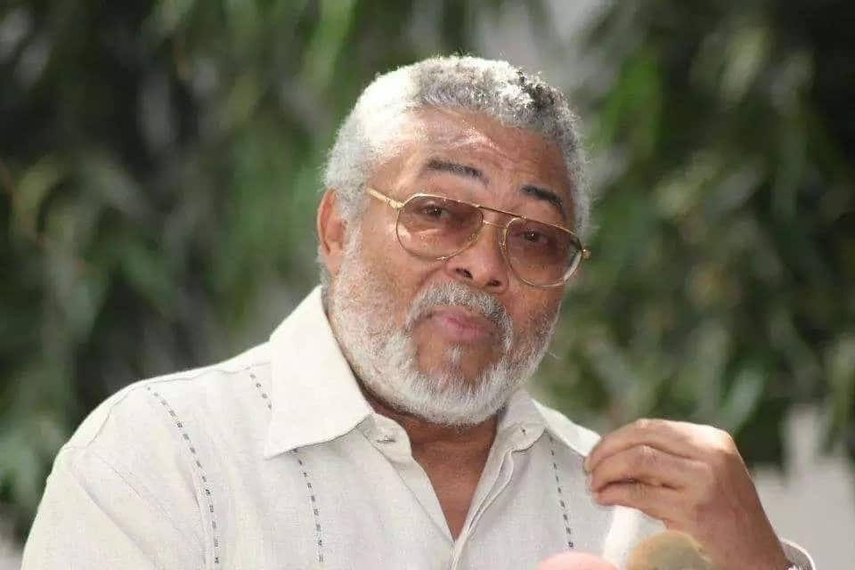 Rawlings accuses NPP of supporting corruption