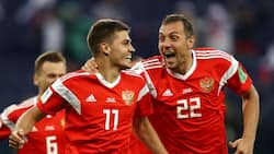 Russia have the best start ever among all host nations in World Cup history