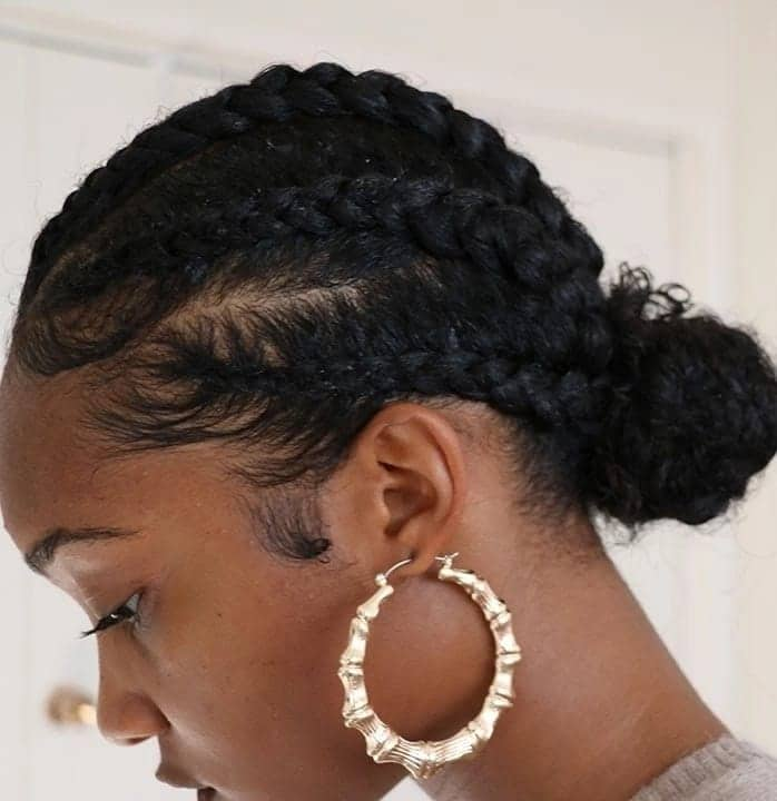 Natural hairstyles for wedding Short natural hairstyles African natural hairstyles Twist hairstyles for short natural hair Easy hairstyles for natural hair