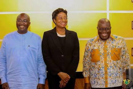Sophia Akuffo is independent-minded - Minority endorses her