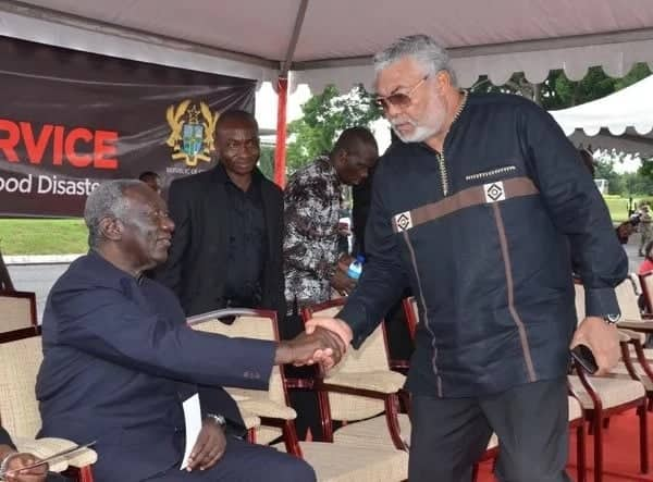 I'd have preferred being friendly with Rawlings but... - Kufuor