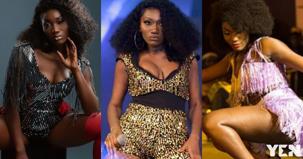 No make-up photo of Wendy Shay drops and fans believe she looks like Shatta Wale