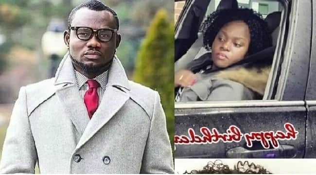 Prince David Osei shows off his wife and celebrates her steadfast love for him on her birthday