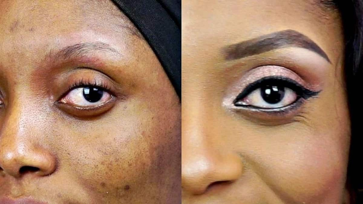 Easy eyebrow tutorials for beginners