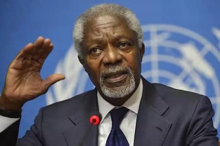 Family of Kofi Annan announce plans for his burial and funeral
