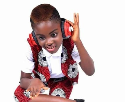 DJ Switch shares cute photo; celebrates her 11th birthday