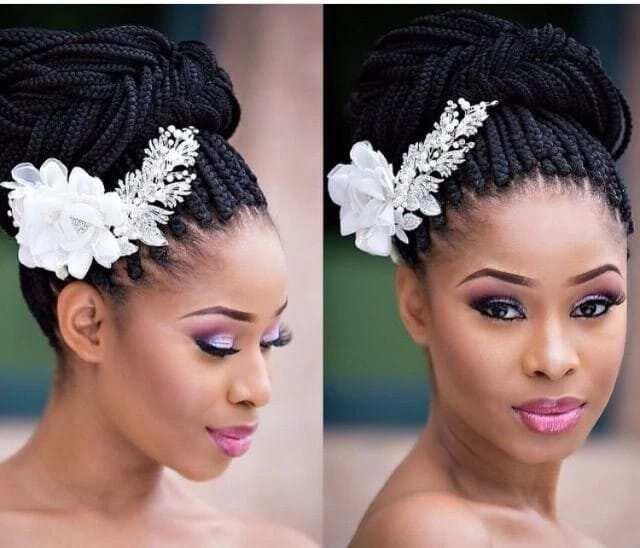 Latest Nigerian Braids Hairstyles In 2019 Yen Com Gh