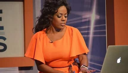 Nana Aba responds to report that she is Sarkodie's PRO and she is disappointed