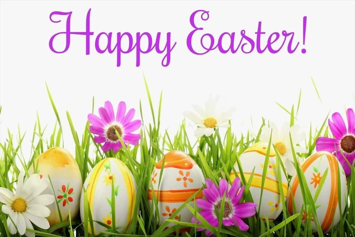 Happy Easter greetings and quotes