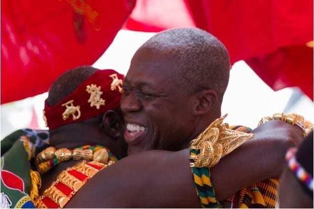 10 photos of late former Vice President Amissah-Arthur